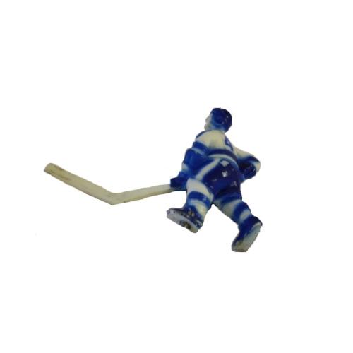 Hokejista modrý